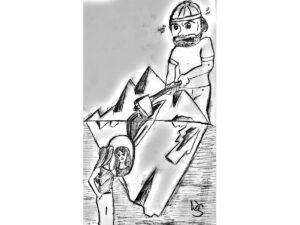 Die Nachfahren streben nach den falschen Geistern